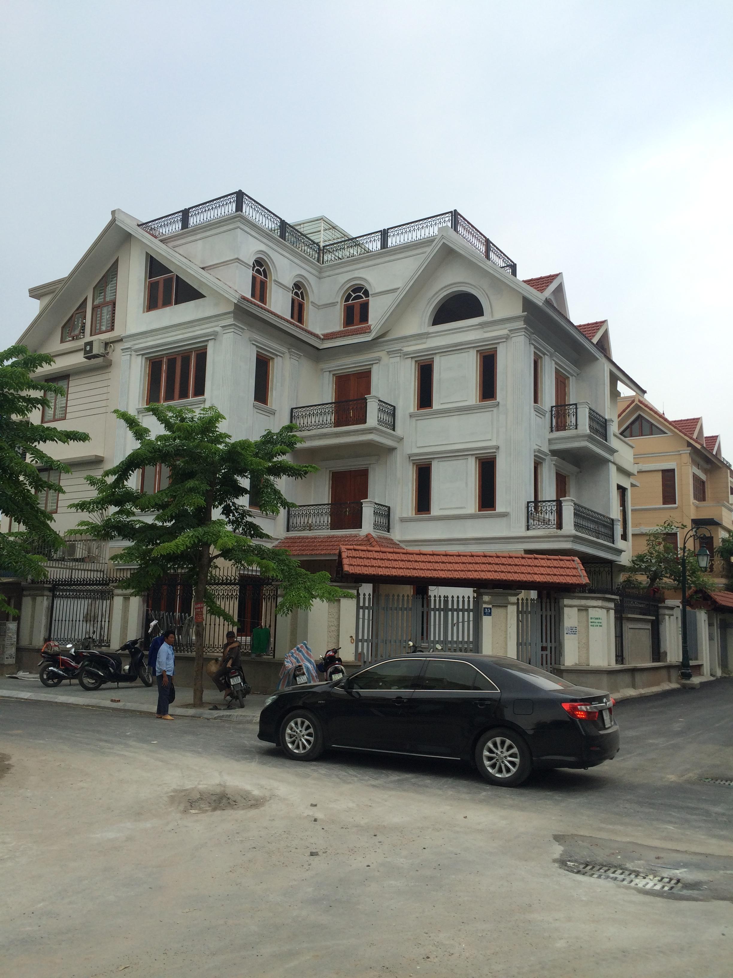 Xử lý nước máy nhiễm canxi, làm mềm nước cứng KĐT Thành Phố Giao Lưu, Bắc Từ Liêm