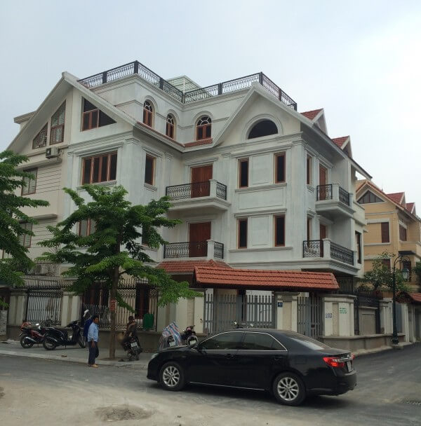 TT4 - KĐT TP.Giao Lưu, nơi DoctorHouses lắp đặt hệ thống lọc nước