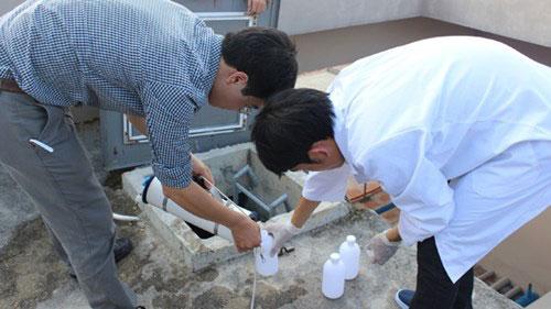 Hà Nội: Nước tại các khu chung cư có đảm bảo vệ sinh ?