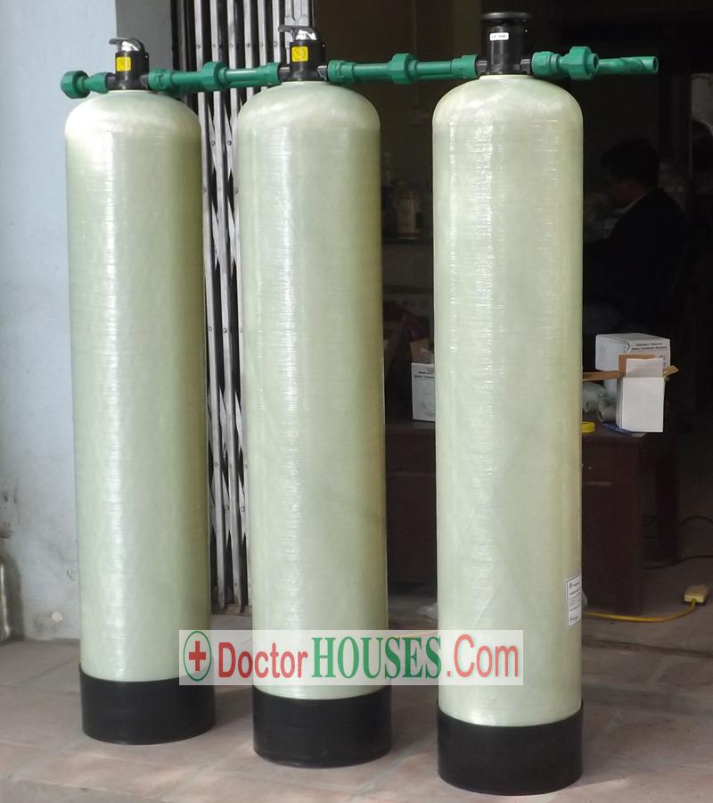 công trình lọc nước máy cao cấp tại Tựu Liệt, Thanh Trì