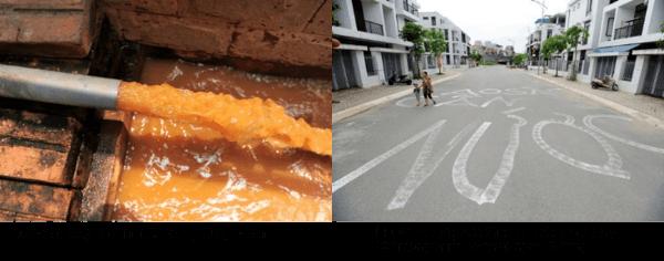 Đô thị hiện đại nhất Hà Nội: Dân kêu cứ vì thiếu nước sạch