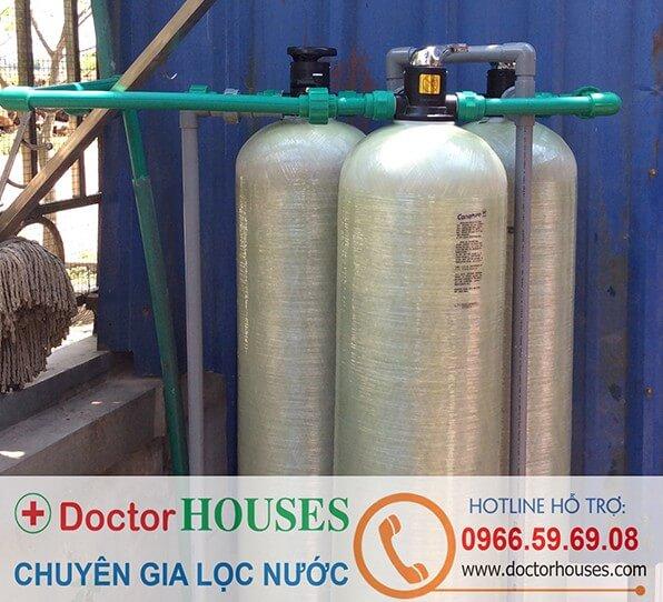 Bộ lọc nước giếng khoan DHGK-03 công nghệ DoctorHouses