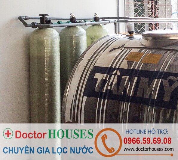 Máy lọc nước giếng khoan sinh hoạt gia đình DHGK-03