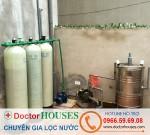 Bộ lọc nước giếng khoan sinh hoạt DHKG03
