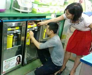 Kinh nghiệm chọn mua máy lọc nước gia đình