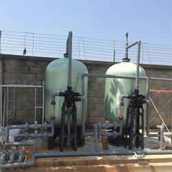 Công trình xử lý nước giếng khoan công nghiệp 350m3/ngày đêm tại Văn Giang – Hưng Yên