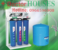 Máy lọc nước RO công nghiệp 50lít/h