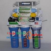 Máy lọc nước Doctorhouses RO 6 lõi không vỏ