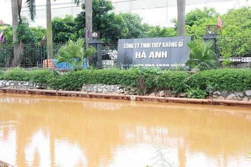 Lọc nước giếng khoan công suất lớn tại các khu công nghiệp Hưng Yên