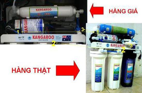 Những nguy hại khôn lường khi sử dụng hệ thống lọc nước tổng sinh hoạt giả