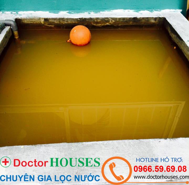 Nguồn nước nhiễm chất hữu cơ và cách xử lý nước sinh hoạt nhiễm chất hữu cơ