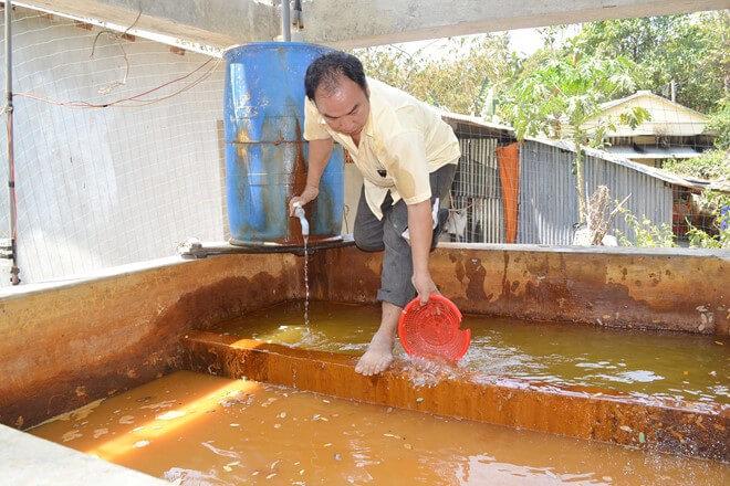 Tại sao nên xử lý nước giếng khoan sinh hoạt tại Bắc Giang