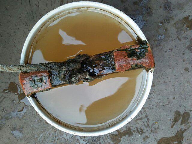 Phương pháp xử lý nước giếng khoan có mùi hôi tanh tại Hải Phòng