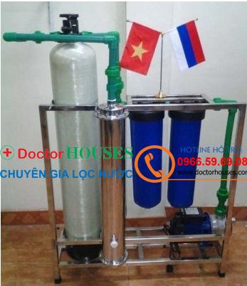 Máy lọc nước NANO công nghiệp 250 lít