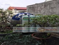Hệ thống xử lý nước máy tại Mạo Khê – Đông Triều – Quảng Ninh