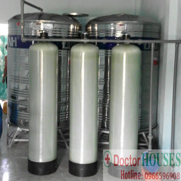 Hệ thống lọc nước tổng sinh hoạt từ đầu nguồn