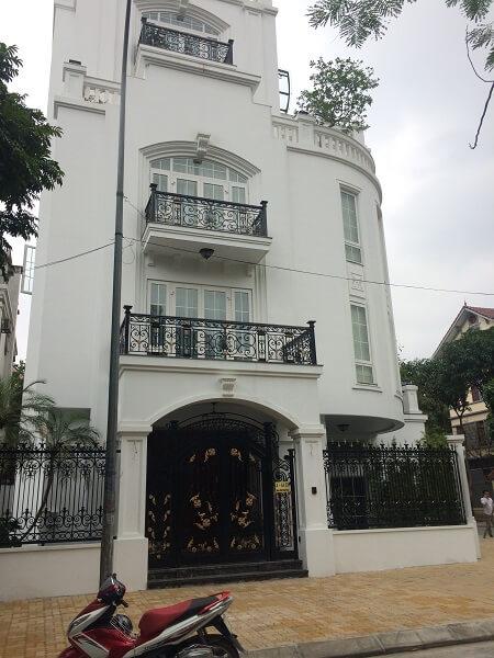 Lọc tổng sinh hoạt tại Biệt thự số 2 – Lô 3C – Yên Hòa