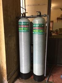Thiết bị xử lý nước giếng khoan tại Bình Đà – Bình Minh – Thanh Oai