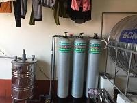 Thiết bị xử lý nước giếng khoan tại Đại Kim – Hoàng Mai – HN