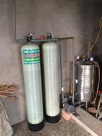 Lắp đặt hệ thống xử lý nước giếng khoan tại Văn Lâm – Hưng Yên