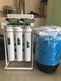 Máy lọc nước RO công nghiệp Aqua-Tech 50l/h