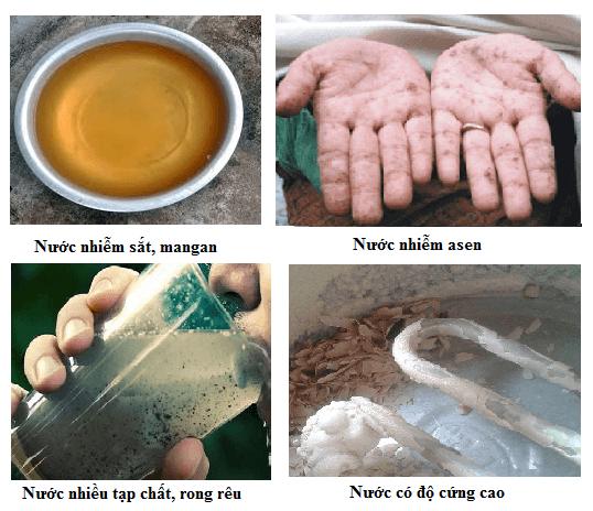 Cách kiểm tra nước sinh hoạt bị ô nhiễm và giải pháp xử lý