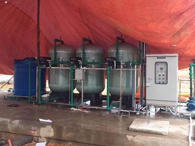 Hệ thống lọc nước sinh hoạt công suất lớn