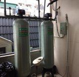 Xử lý nước giếng khoan phục vụ giặt là công nghiệp công suất 60m3/ngày đêm