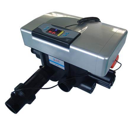 Van tự động sục rửa Runxin F77 (18 m³/h chế độ lọc)