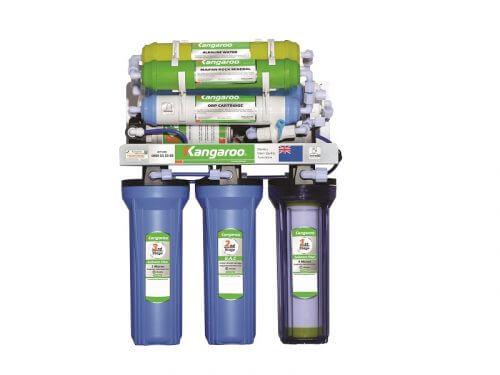 Máy lọc nước RO Kangaroo KG110KV không vỏ tủ
