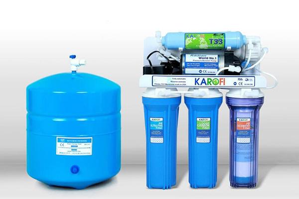 Máy lọc nước RO Karofi 5 cấp lọc