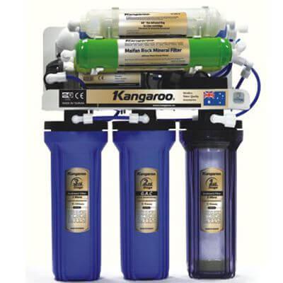 Máy lọc nước RO Kangaroo KG108KV