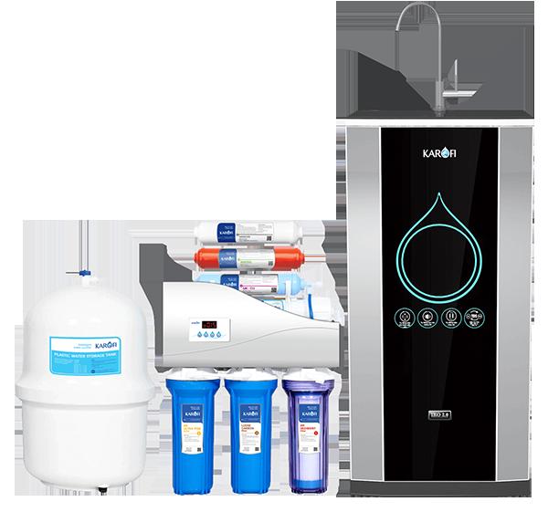 Máy lọc nước Karofi thông minh iRO 2.0 7 cấp