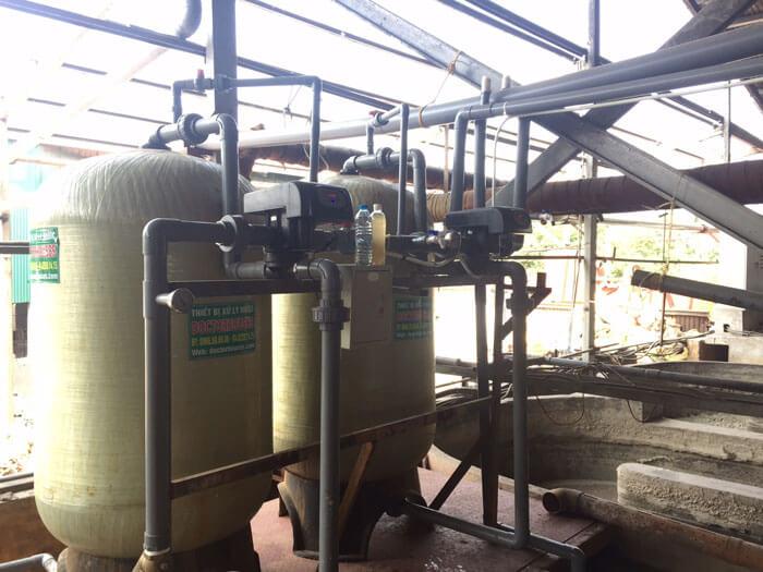 [Giải pháp] Sửa chữa, bảo dưỡng, thay thế thiết bị lọc nước giếng khoan công nghiệp