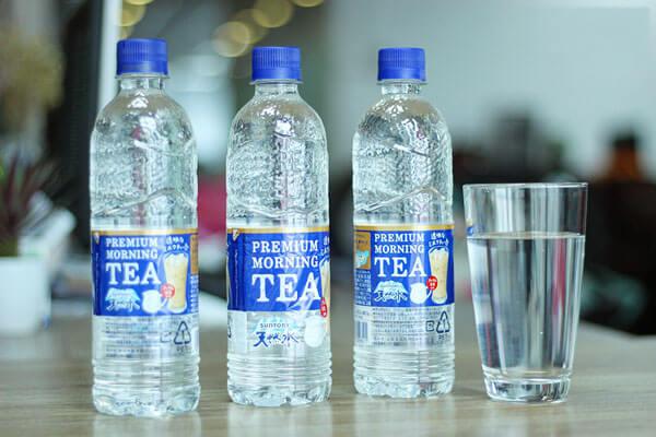 """Nước lọc vị trà sữa có gì """"Hot"""" khiến giới trẻ """"phát cuồng"""""""