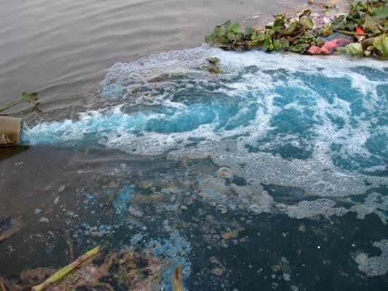 [Báo động] tình trạng ô nhiễm môi trường nước tại Việt Nam