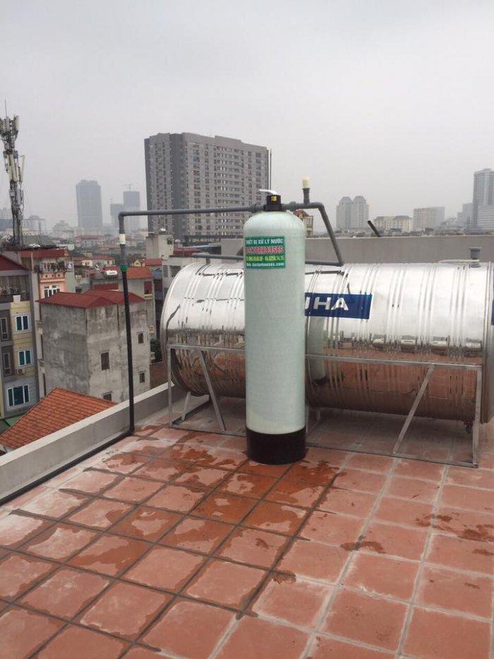 thiết bị lọc nước sinh hoạt doctorhouses 1 cấp lọc