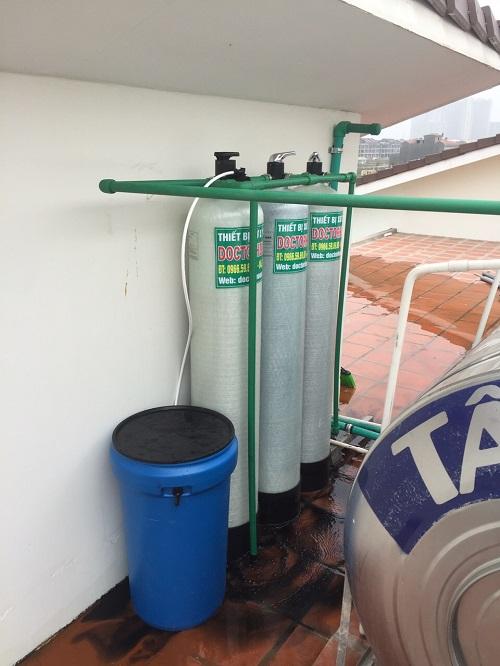 Những điều cần biết về hệ thống lọc nước tổng sinh hoạt