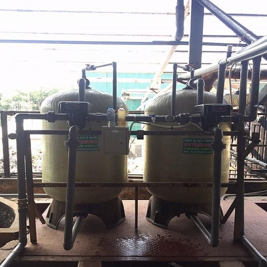 Sửa chữa, nâng cấp hệ thống lọc nước giếng khoan công suất 10m3/h