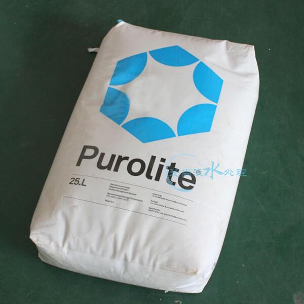 Hạt nhựa trao đổi ion Purolite C100E