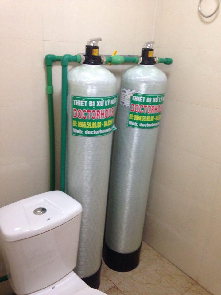 Phương pháp lọc tổng sinh hoạt cho chung cư tại Hà Nội