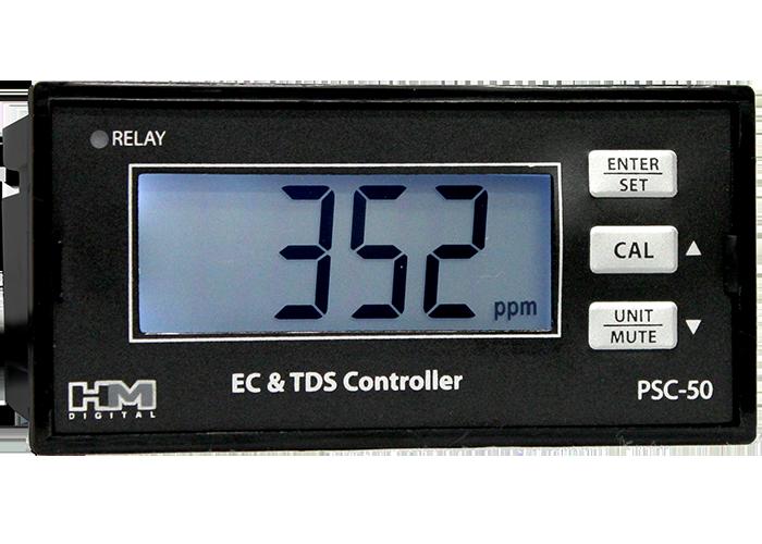 Bộ Mini Controller EC/TDS HM PSC-50 hãng HM Digital