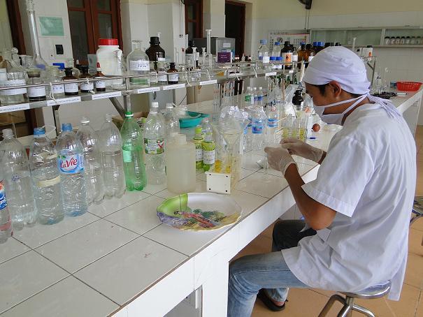 Bảng báo giá xét nghiệm nước uống đóng chai theo quy chuẩn QCVN 01:2009 BYT