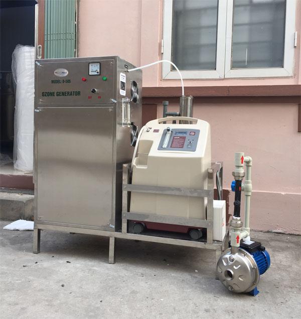 [Tư Vấn] Nên mua máy ozone xử lý nước nào tốt nhất, rẻ nhất, hiện nay?