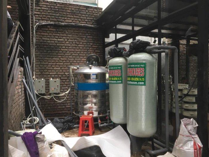 Báo giá hệ thống lọc nước giếng khoan công nghiệp