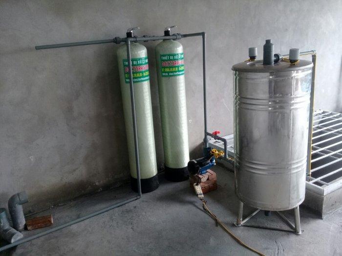Bộ lọc nước giếng khoan DHGK02