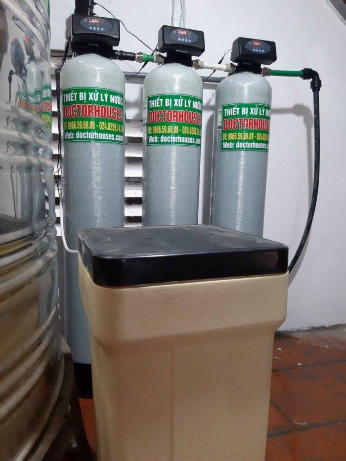 Lắp đặt hệ thống lọc nước tổng sinh hoạt tại Tứ Kỳ Hải Dương